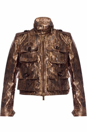 Hooded jacket od Dsquared2