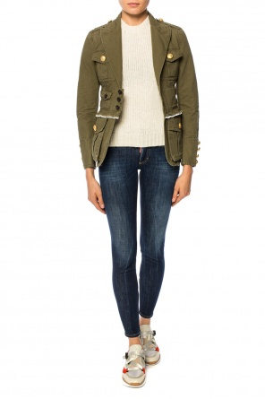 Military jacket od Dsquared2