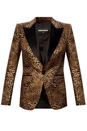 Patterned blazer od Dsquared2