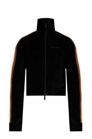 Jacket with logo od Dsquared2