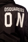 Dsquared2 Hooded jacket with logo