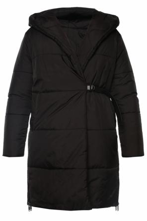 Hooded quilted jacket od AllSaints