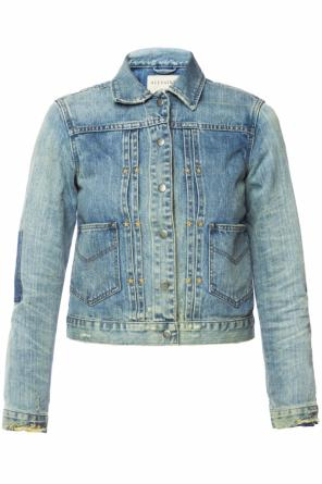 'serene' denim jacket od AllSaints