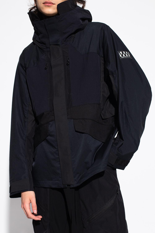 White Mountaineering Jacket with logo