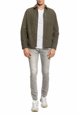 'tama' jacket with collar od AllSaints