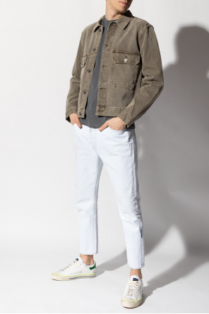 'terrell' denim jacket od AllSaints