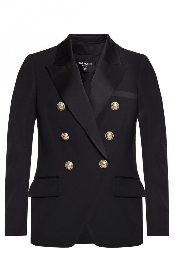 Balmain Double-breasted blazer