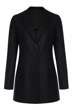 Cropped coat od Allsaints