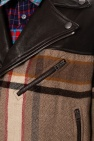 Etro Jacket with leather trim