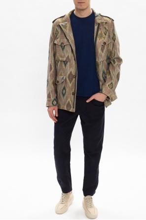 Patterned jacket od Etro
