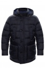 Etro Down jacket with pockets