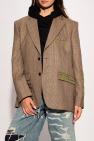 VETEMENTS Patterned blazer