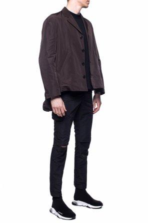 Asymmetrical jacket od Undercover