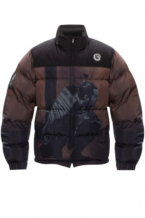 Printed down jacket od Undercover
