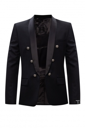 Blazer with decorative buttons od Balmain
