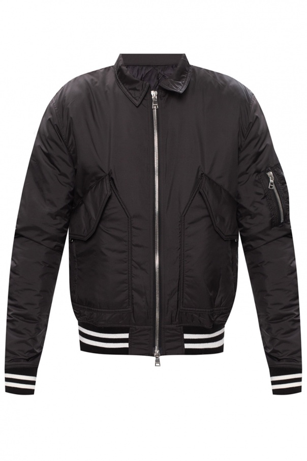 Balmain Jacket with logo
