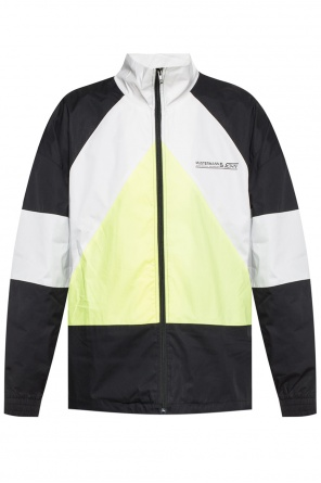 Band collar jacket od Vetements