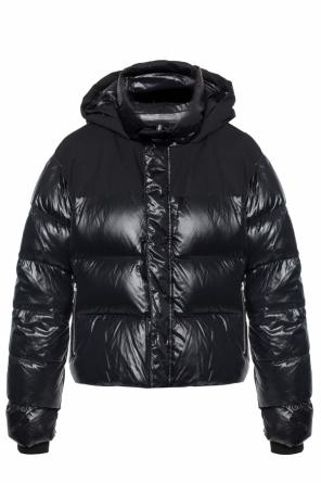 Quilted down jacket od Unravel Project