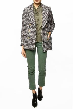 Double-breasted coat od Isabel Marant Etoile