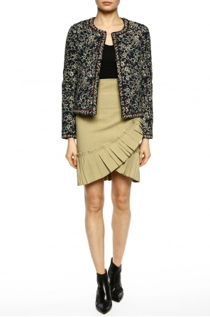 Patterned quilted jacket od Isabel Marant Etoile