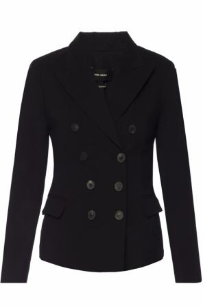 Blazer with peak lapels od Isabel Marant