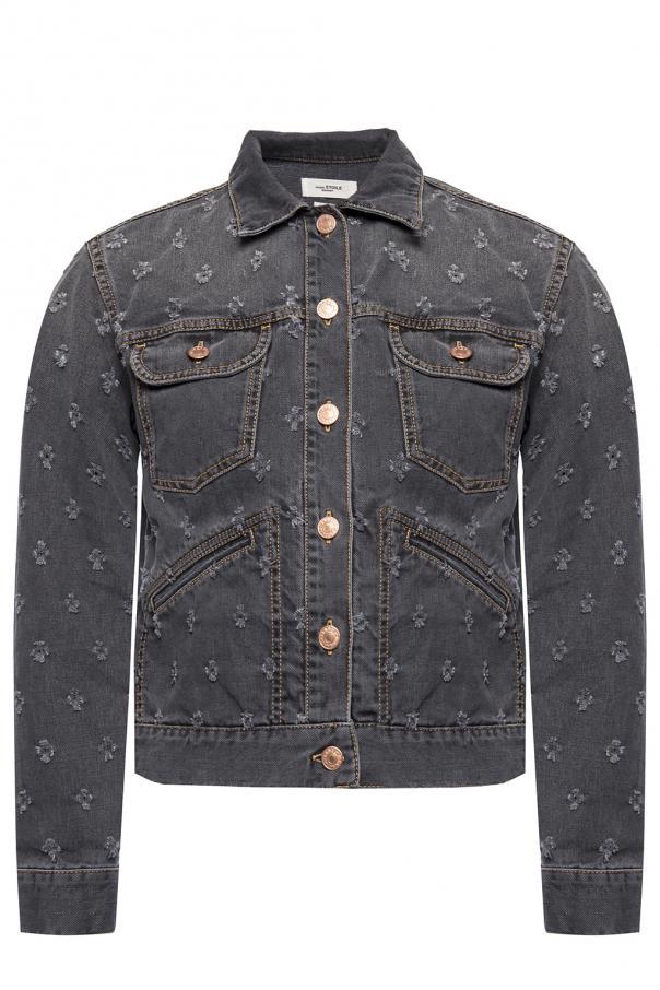Stonewashed Denim Jacket Isabel Marant Etoile Vitkac Shop Online