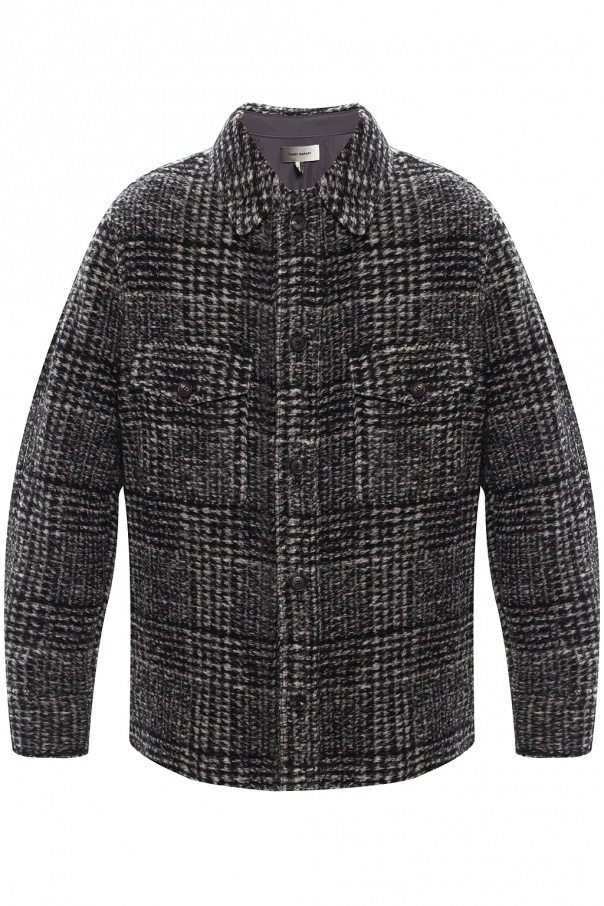 Isabel Marant Patterned jacket