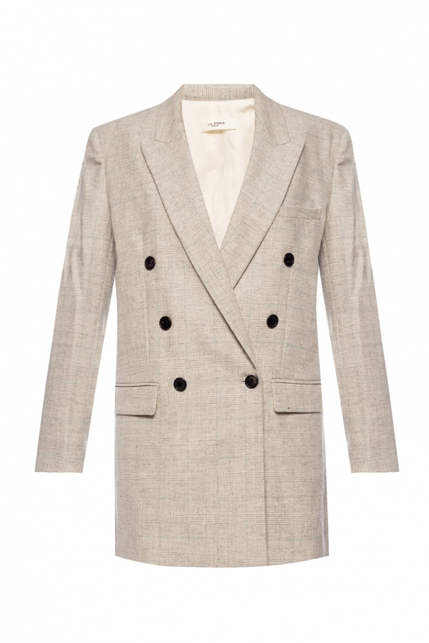 Isabel Marant Etoile Double-breasted coat