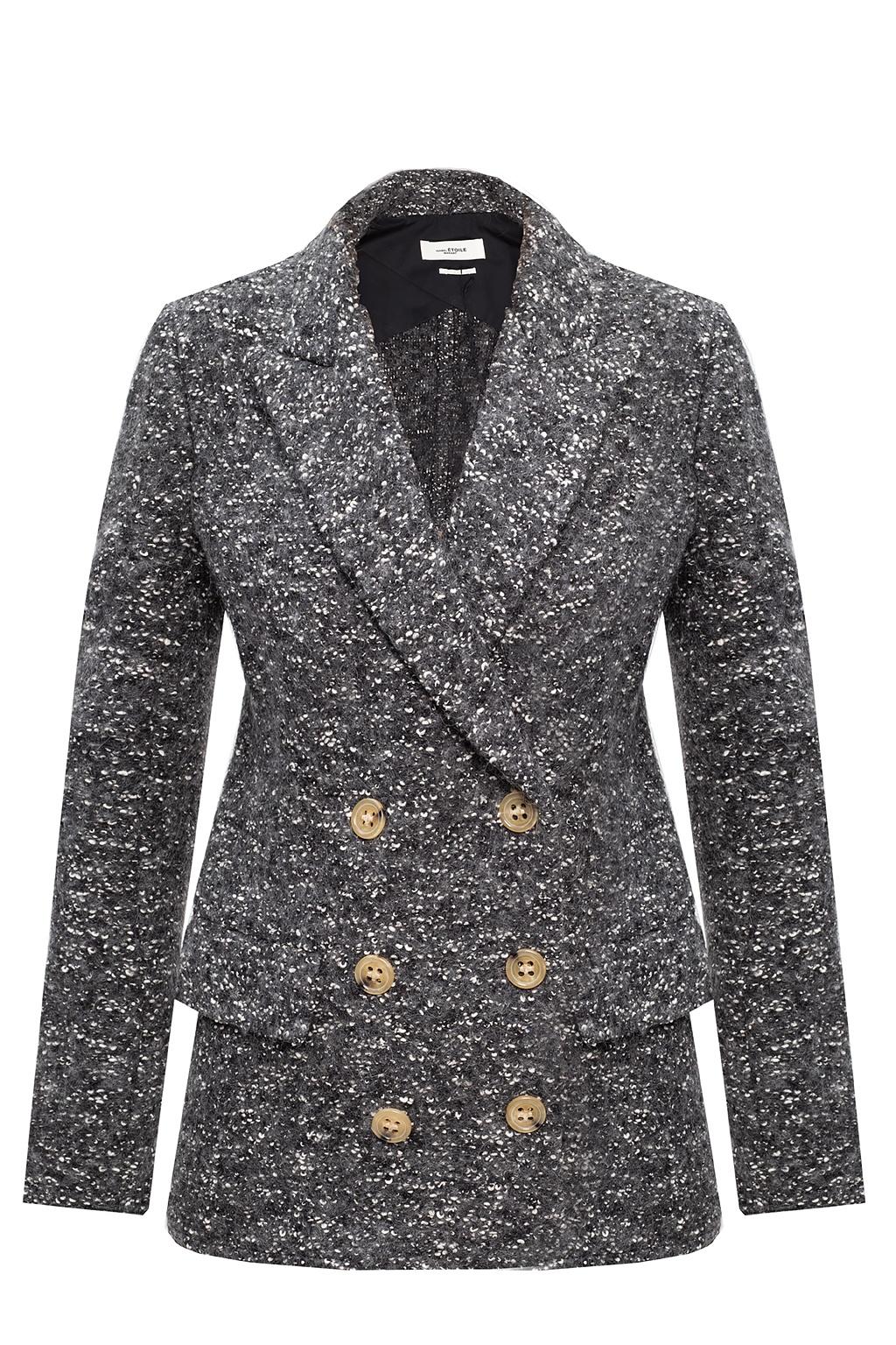 Isabel Marant Etoile Double-breasted blazer