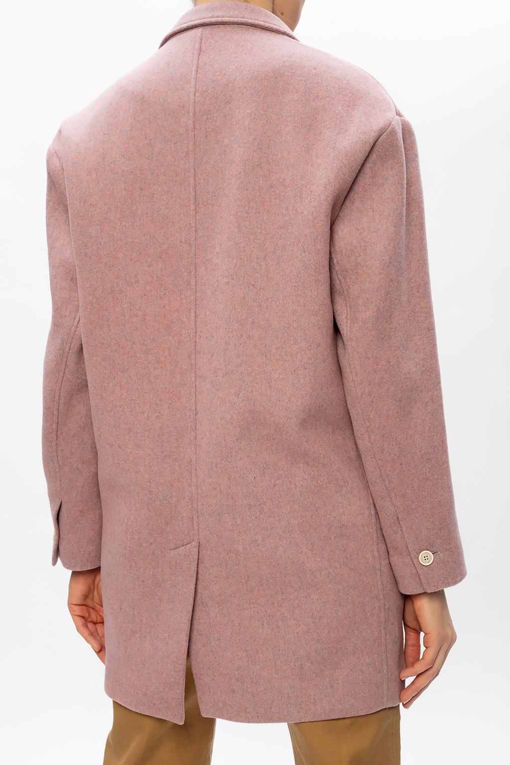 Isabel Marant Etoile Coat with notched lapels