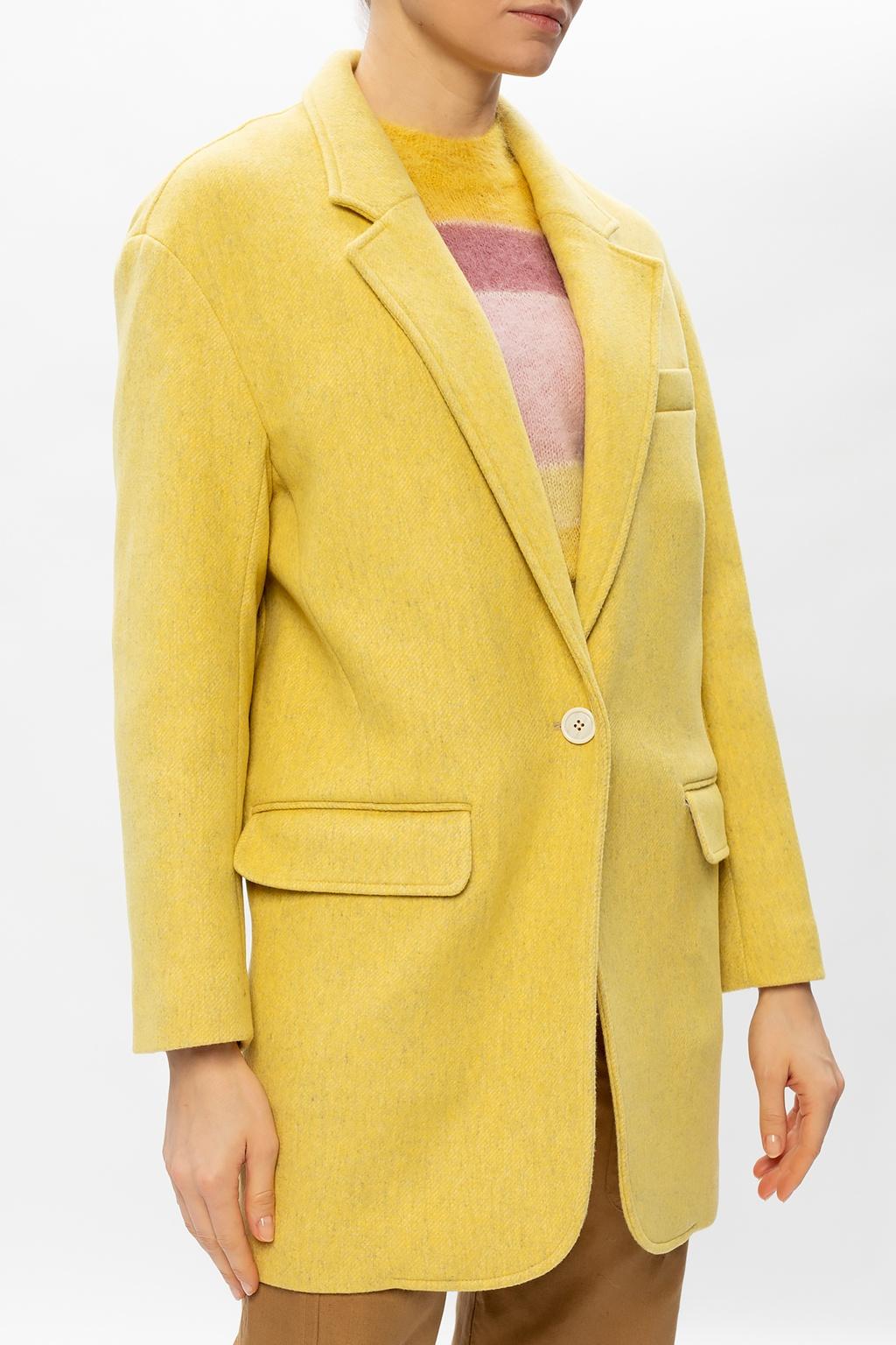 Isabel Marant Etoile Double-breasted coat