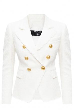 Double-breasted blazer od Balmain