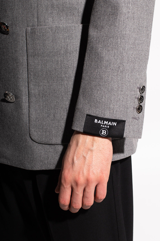 Balmain Blazer with notch lapels