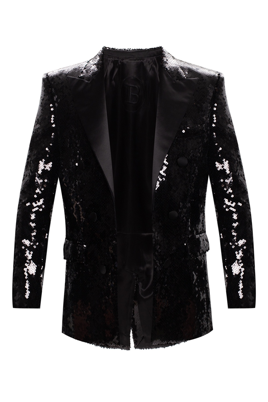 Balmain Sequinned blazer