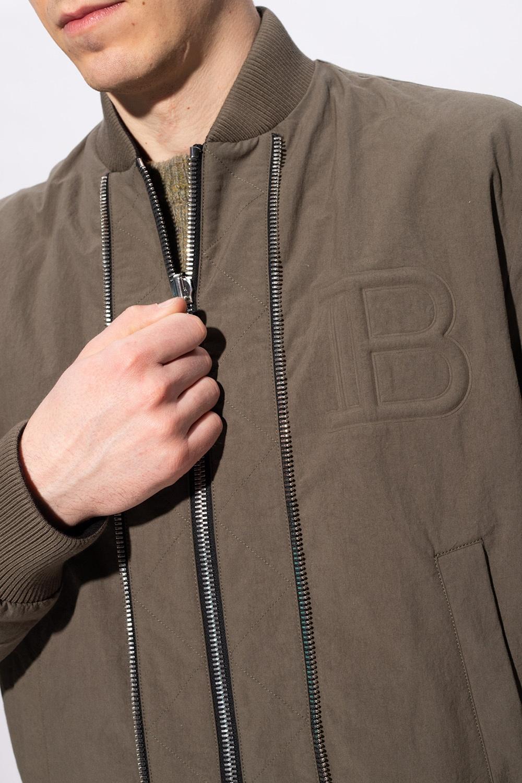 Balmain Bomber jacket with logo