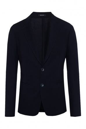 Blazer with notch lapels od Giorgio Armani