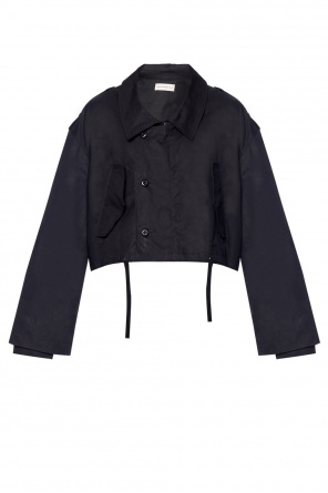 Short jacket with a collar od Faith Connexion