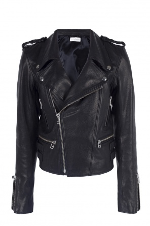 Leather biker jacket od Faith Connexion