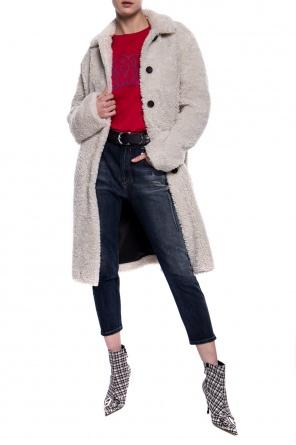 Fur coat od PS Paul Smith