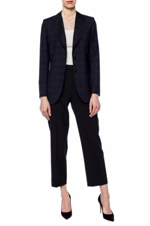 Blazer with notch lapels od Paul Smith