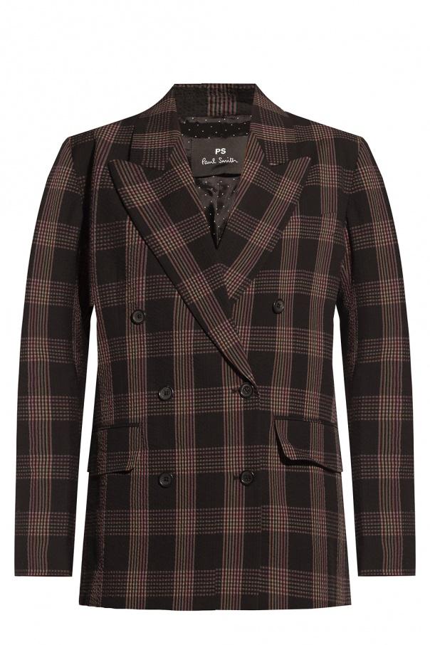 PS Paul Smith Patterned blazer