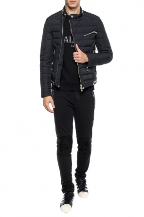 Quilted jacket od Balmain