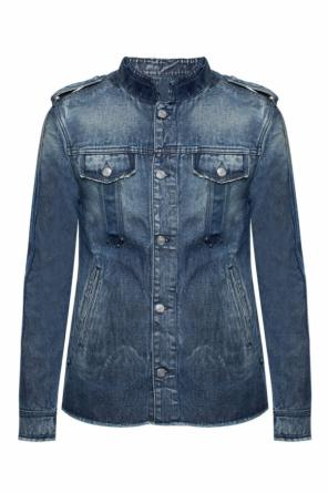 Denim jacket od Balmain