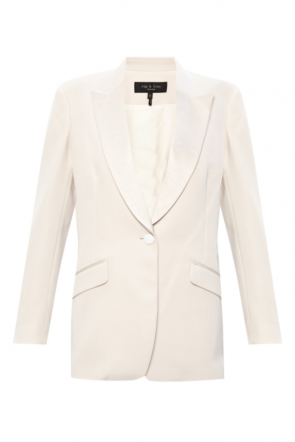 Rag & Bone  Double-vented blazer