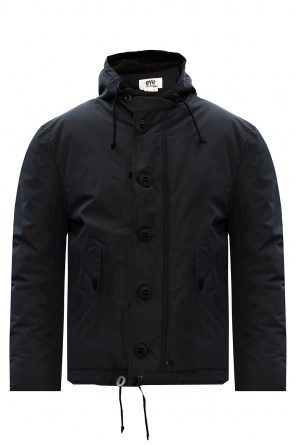 Hooded jacket od Junya Watanabe Comme des Garcons
