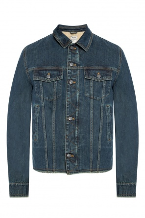 Denim jacket with raw finish od Zadig & Voltaire