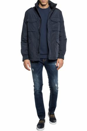 High collar jacket od Zadig & Voltaire