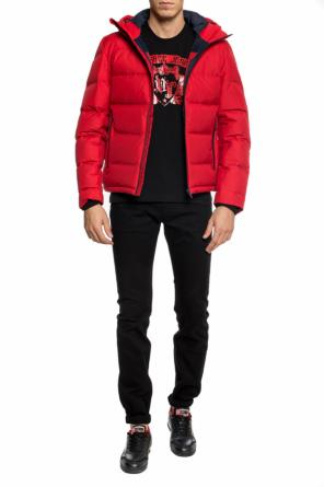 Hooded down jacket od Zadig & Voltaire