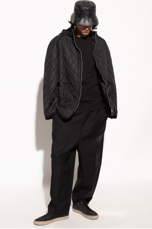 Hooded quilted jacket od Junya Watanabe Comme des Garcons