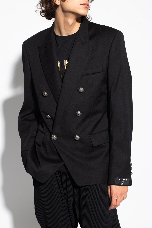 Balmain Blazer with peak lapels